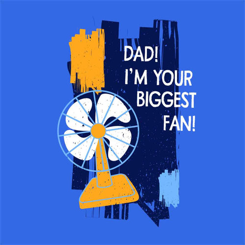 Your Biggest Fan Dad And Son Tshirt