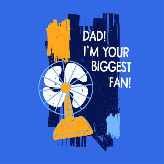 Your Biggest Fan Dad and Son Tee