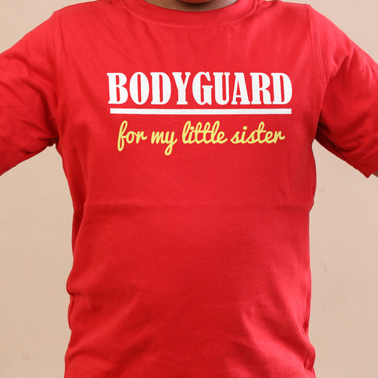 Bodyguard Tee for Boys