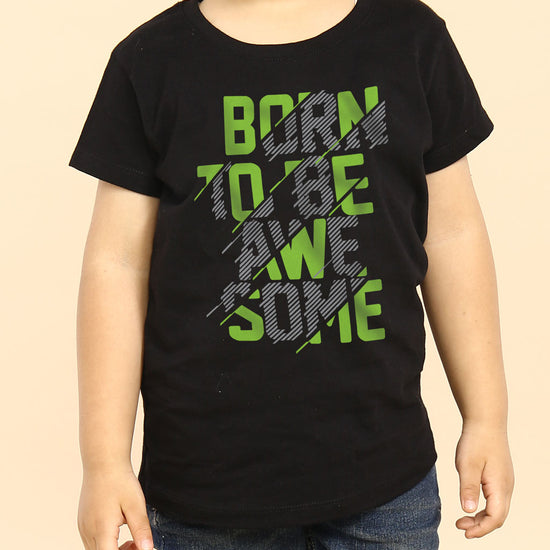 Born To Be Awesome, Matching Tees For Brothers