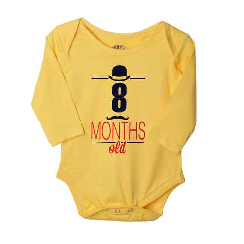8 Months Old, Bodysuit For Baby