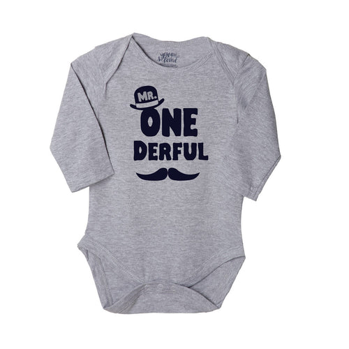 One derful, Bodysuit For Baby