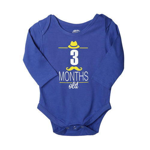 3 Months Old, Bodysuit For Baby