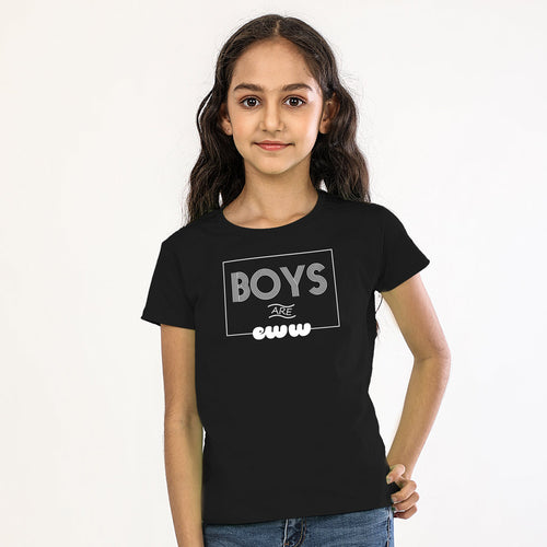 Boys are eww Tees