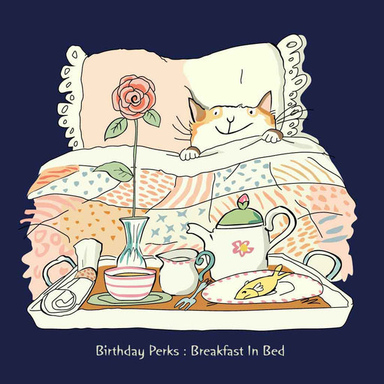 Breakfast In Bed Tees