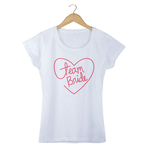 Bride/Team Bride Tees for bridesmaid