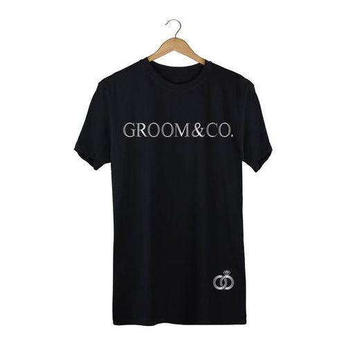 Groom & Co Tees for groomsman