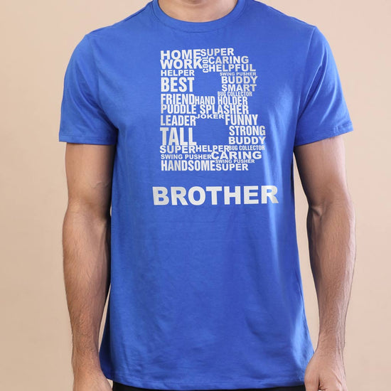 Brother-Sister Adult Siblings Tees