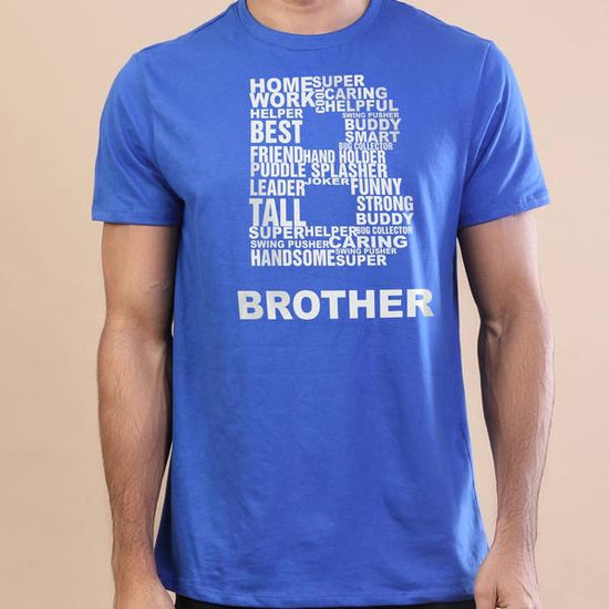 Brother Adult Tees