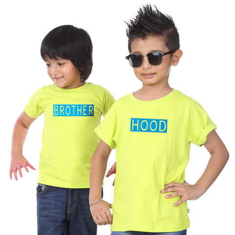 Brotherhood Tees