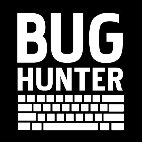 Bug Hunter Tees