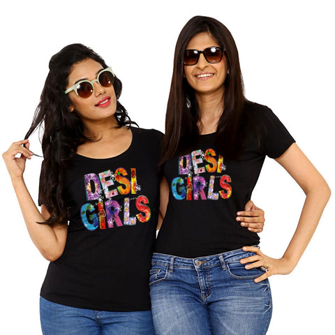 Desi Girls Tees