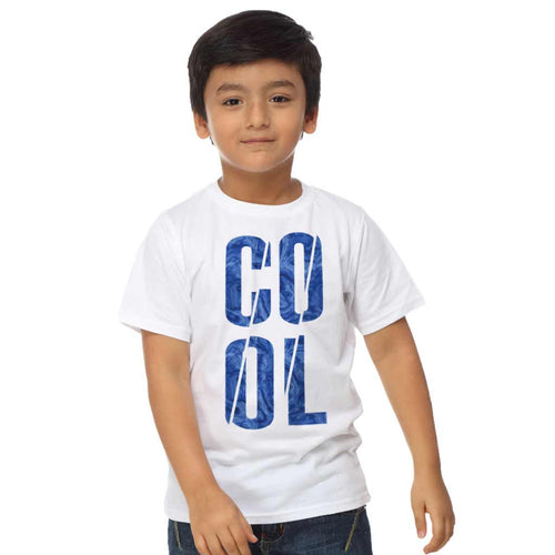 Cool Guy Dad And Son White Tee For Son