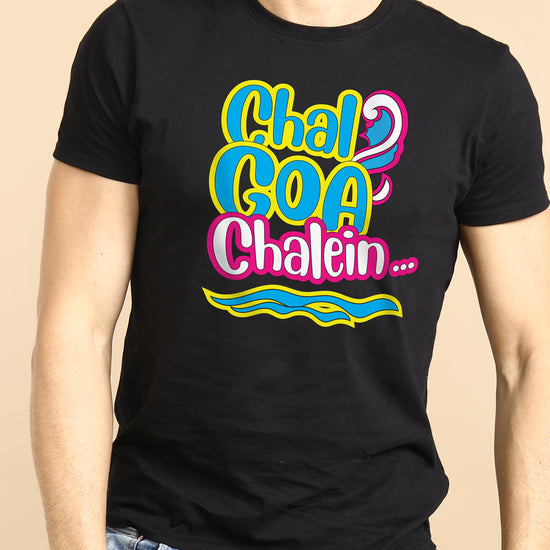 Chal Goa, Matching Travel Tees