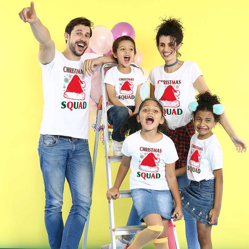 90d2f00a5 Christmas Squad, Family Tees