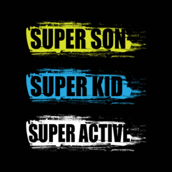 Super son/Super Kid Bodysuit and Tees