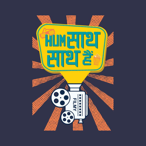 Hum saath saath hain Family Tees