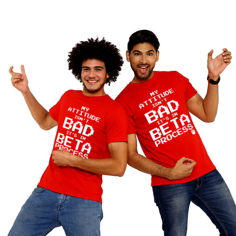 My attitude isn't bad Tees