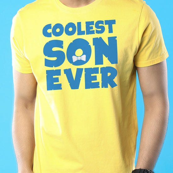 Coolest Boys Dad And Son Matching Adult Tees
