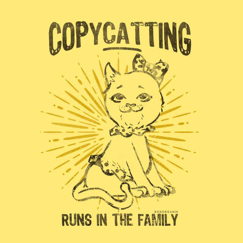 Copycating Runs in the Family Tees