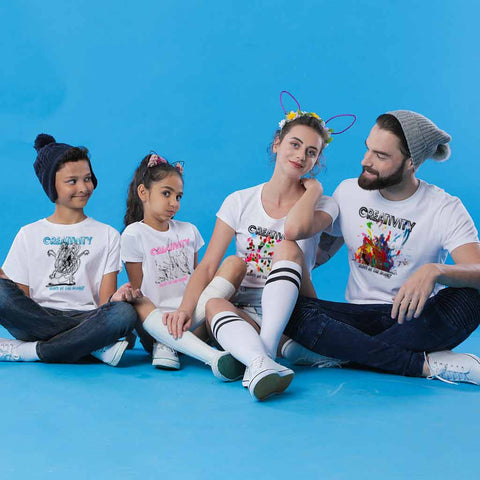 Creativity Runs in the Family Tees