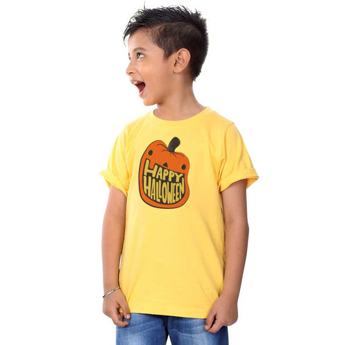 Creep It Real Halloween Family Tees For Son
