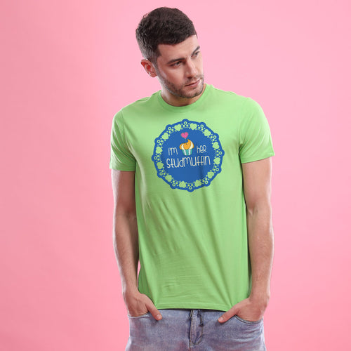Cupcake and studmuffin Combo Tee