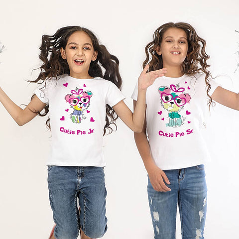 Cutie Pie sr./ Jr. Tees
