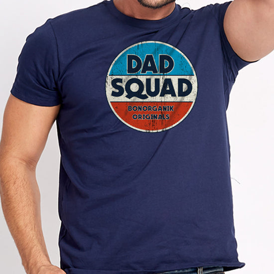 Dad Squad, Matching Dad and Son's Tees