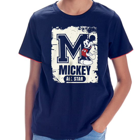 M Mickey All Star Tees for Boy Disney Tees for Boy