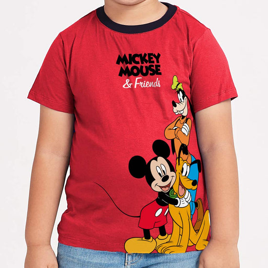 Mickey Mouse and Friends Disney Tees for Boy