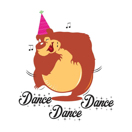 Dance Dance Birthday Family Tees