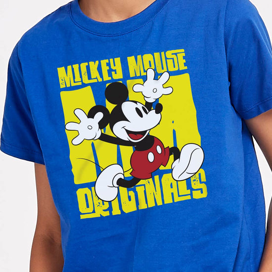 Mickey Mouse Original, Disney Tees For Boys