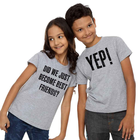 Become Best Friends Tees