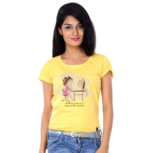 Distance Give Us A Reason Couple Tees for women