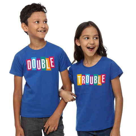 Double Trouble Tees
