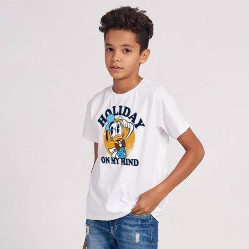 Holiday On My Mind, Matching Disney Travel Tees For Boy