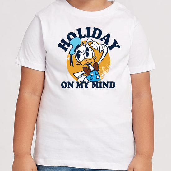 Holiday On My Mind, Matching Disney Family Travel Tees