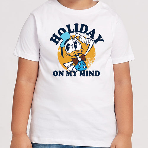 Holiday On My Mind, Matching Disney Travel Tees