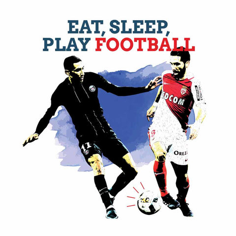Eat Sleep Play Dad & Son Tee