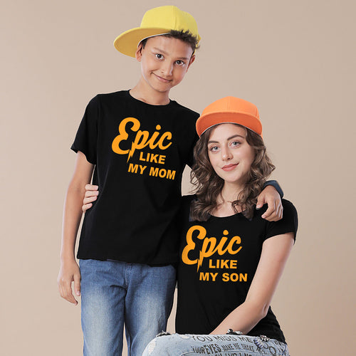 Epic Mom Son Tees