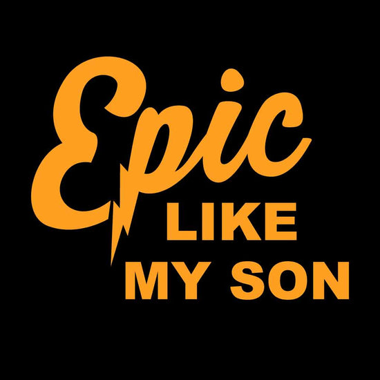 Epic & smart mom & son bodysuit and tees