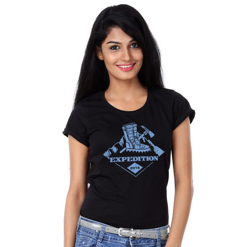 Expedition Friends Tees for women