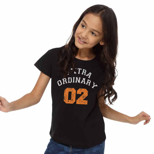 ExtraOrdinary dad & daughter tees For Daughter