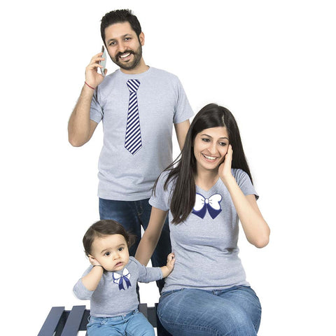 Family Tie Bodysuit and Tees