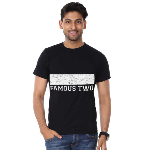 Famous Two Dad And Son Tshirt