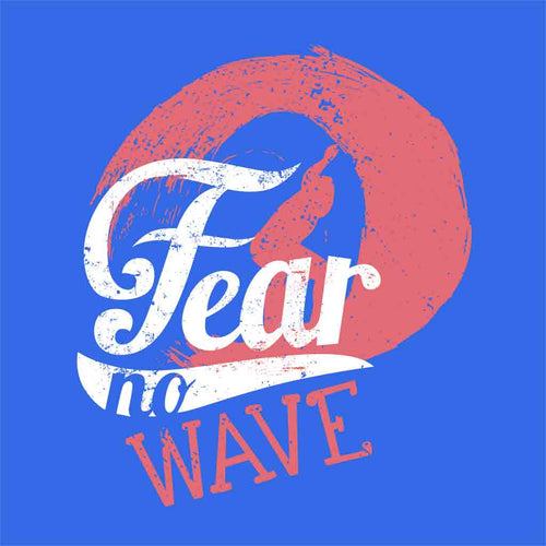 Fear No Wave Friends Tees