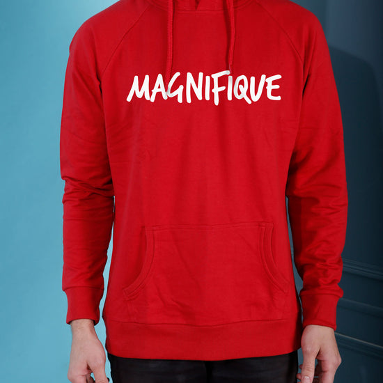 Magnifique, Matching Hoodie For Men And Crop Hoodie For Women