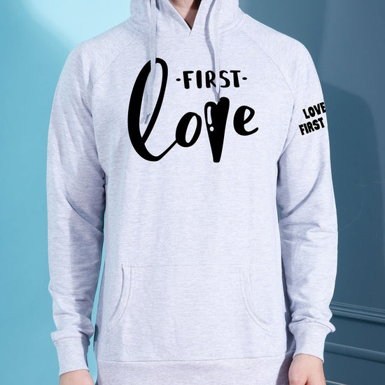 First Love, Matching Hoodies For Couples