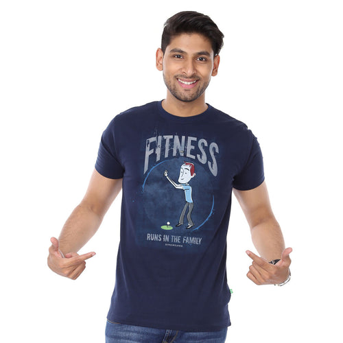 Fitness Runs in the Family Tees